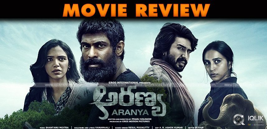 Aranya Movie Review and Rating