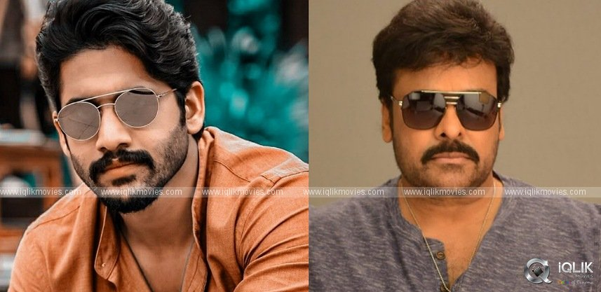 Naga Chaitanya to replace Megastar Chiranjeevi?