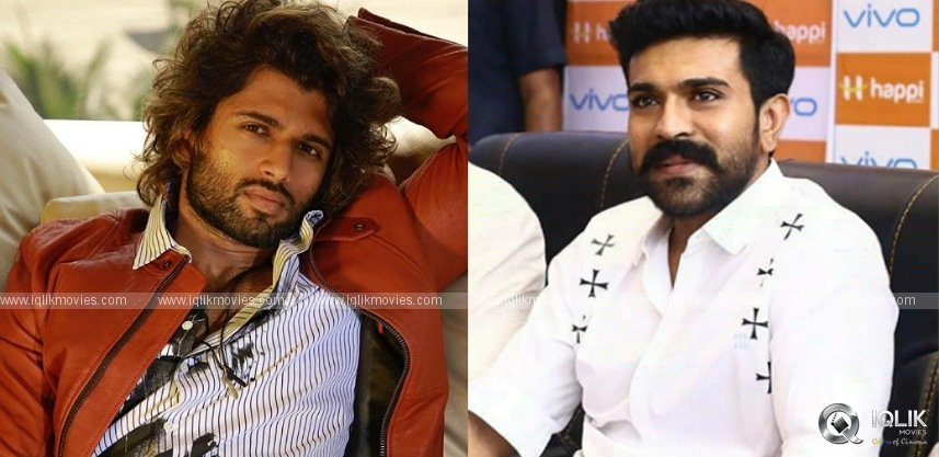 Vijay Devarakonda to replace Ram Charan?