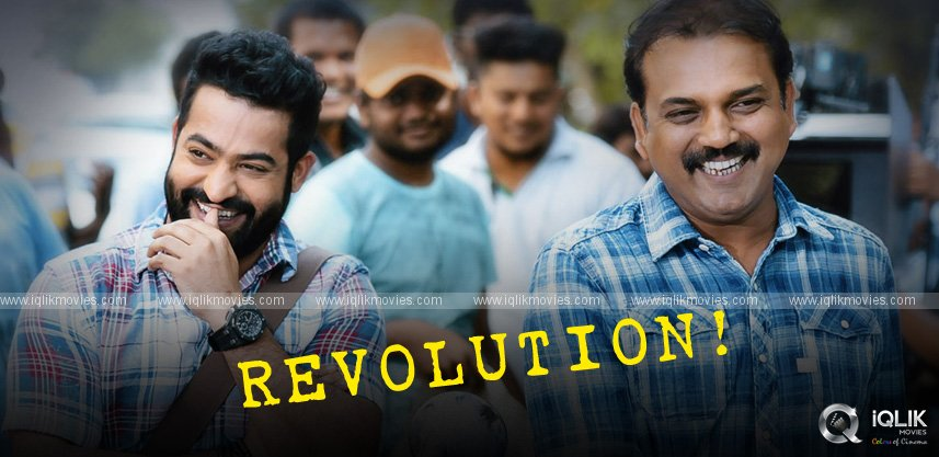 NTR to turn as a revolutionary leader for Koratala