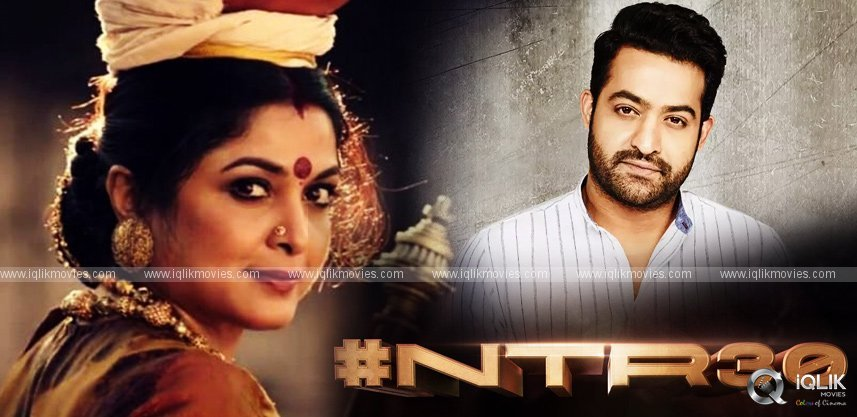 Sivagami on board for NTR30?