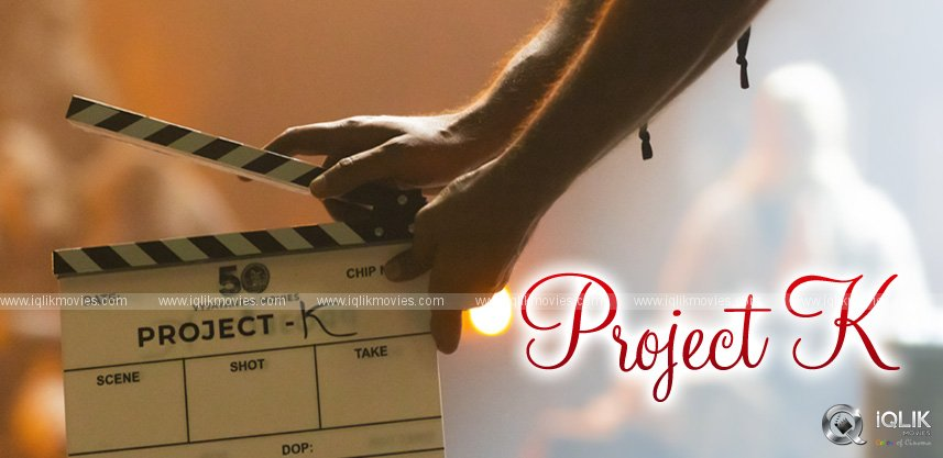 Prabhas21 Becomes Project K!
