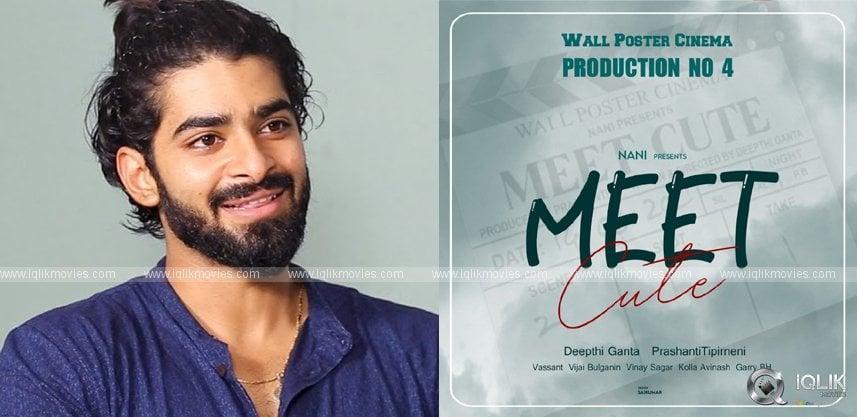 Young Kannada hero joins Nani's film