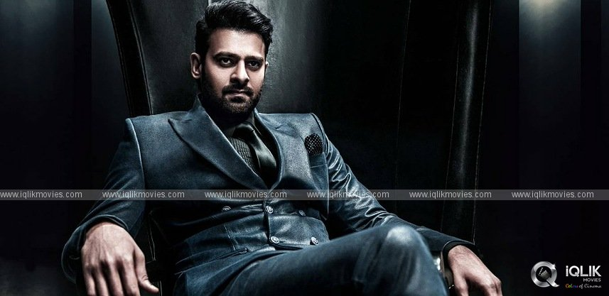 Prabhas to have another international release