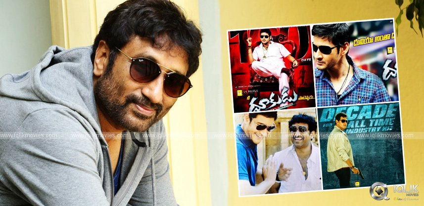 'It will not be a sequel for Dookudu,' says Sreenu Vaitla