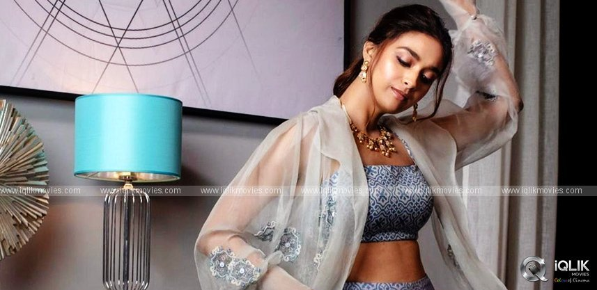 Keerthy Suresh shifts her focus to Tollywood!