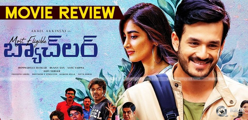 Most Eligible Bachelor Movie Review and Rating