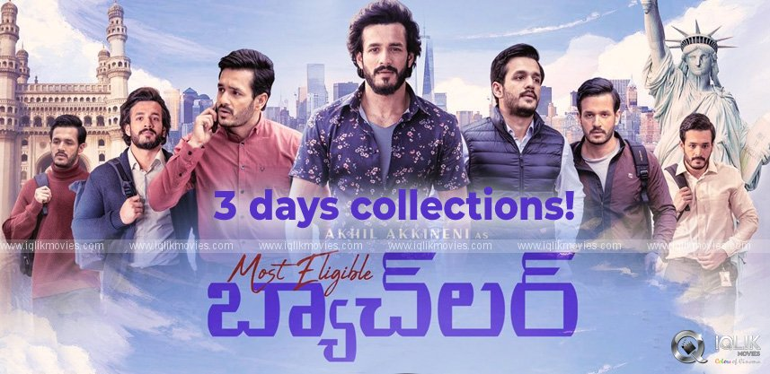 Most Eligible Bachelor: 3 days collections!