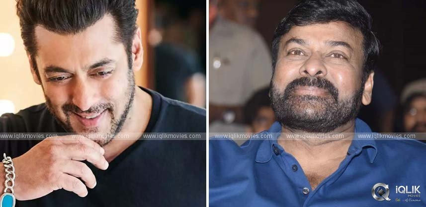 salman-khan-to-have-a-song-in-chiru-godfather