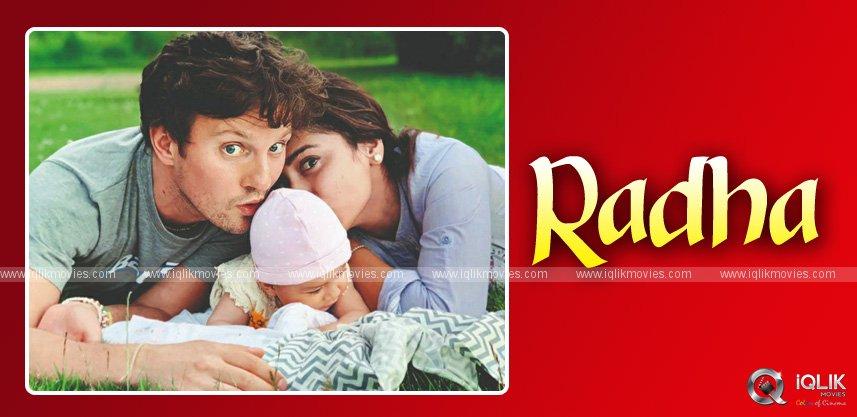 shriya-saran-becomes-a-mother-named-baby-radha