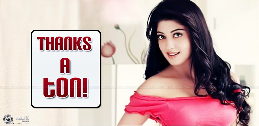 pranitha-fb-fan-follwing-reaches-2m