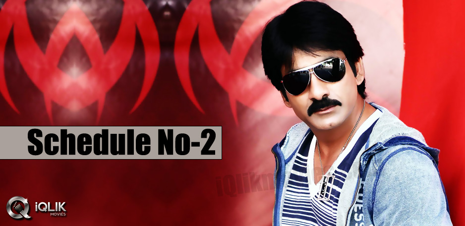 2nd-schedule-of-Ravi-Teja-Bobby039-s-film-from