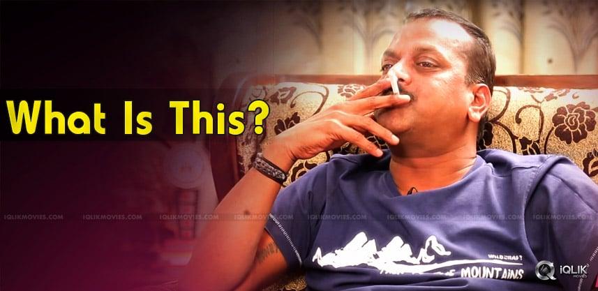 bad-behavior-as-ravikumar-chowdary-interview