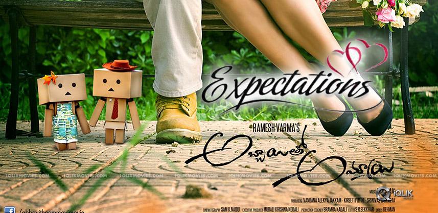expectations-on-naga-shaurya-abbayitho-ammayi