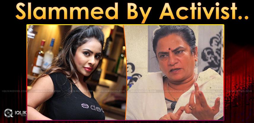 sri-reddy-slammed-by-activist-sandhya-