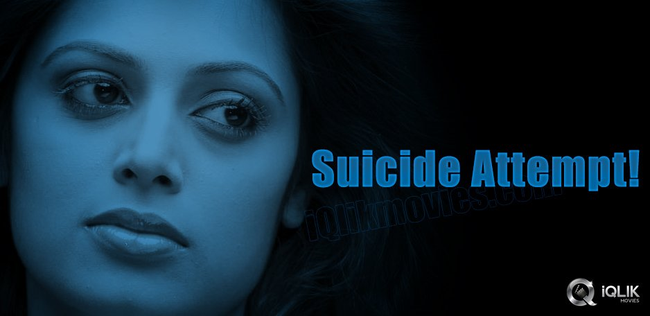 Actress-Sindhu-Menon-attempts-Suicide