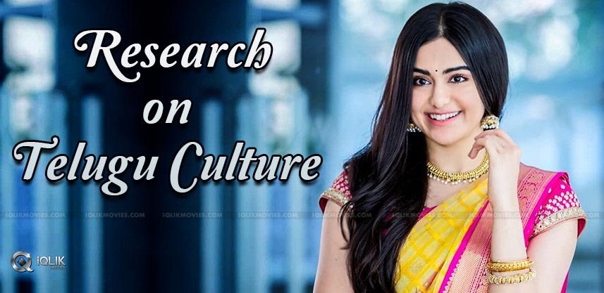adah-sharma-research-on-telugu-culture