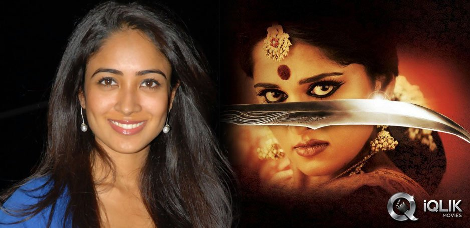 Aditi-excited-about-Rudramadevi