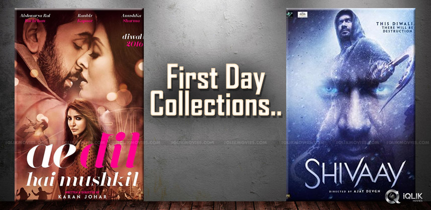 aedilhaimushkil-shivaay-first-day-collections