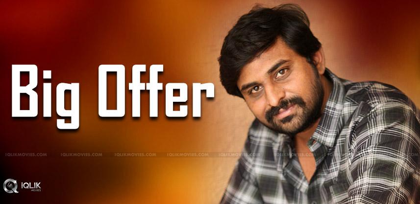 ajay-bhupathi-gets-offer-from-hero-ram