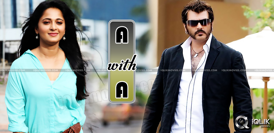 Ajith-and-Anushka-to-sizzle-the-screen