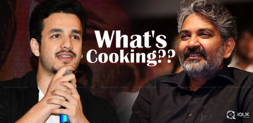 akkineni-akhil-under-rajamouli-direction