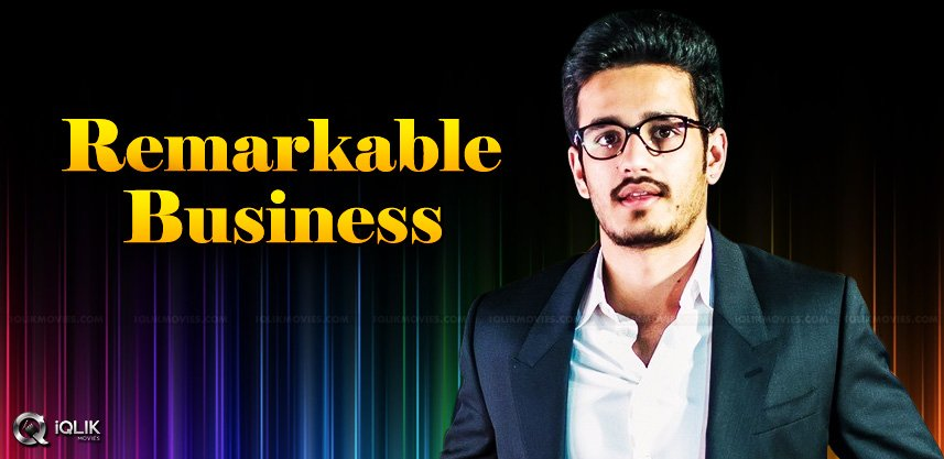 akhil-debut-movie-business-exclusive-news