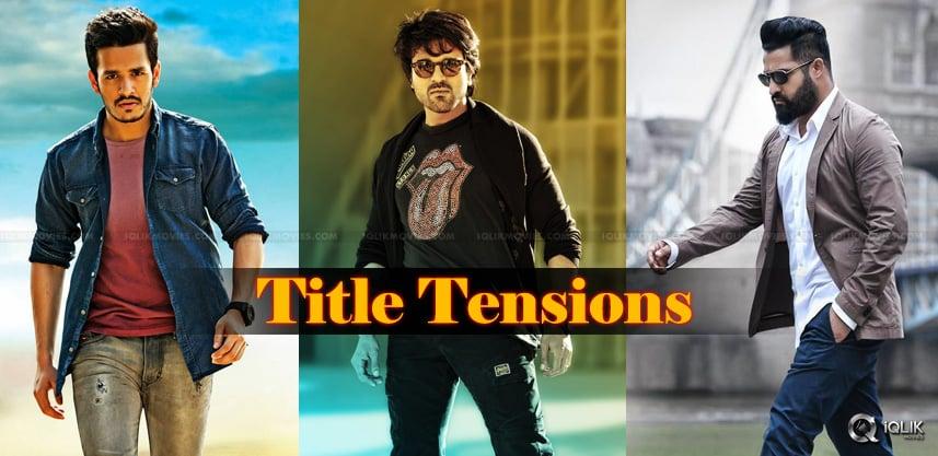 akhil-ram-charan-movies-title-discussion