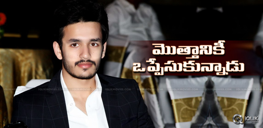 akhil-second-film-with-hanu-raghavapudi