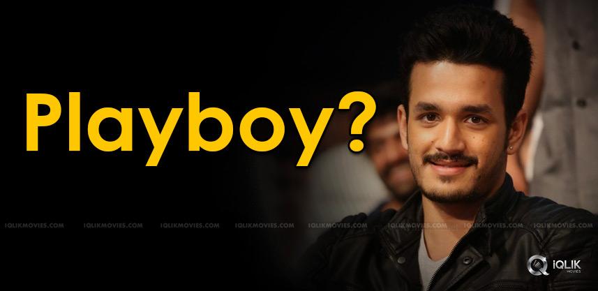 akhil-as-playboy-in-venky-atluri-film