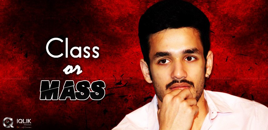 akhil-debut-class-or-mass
