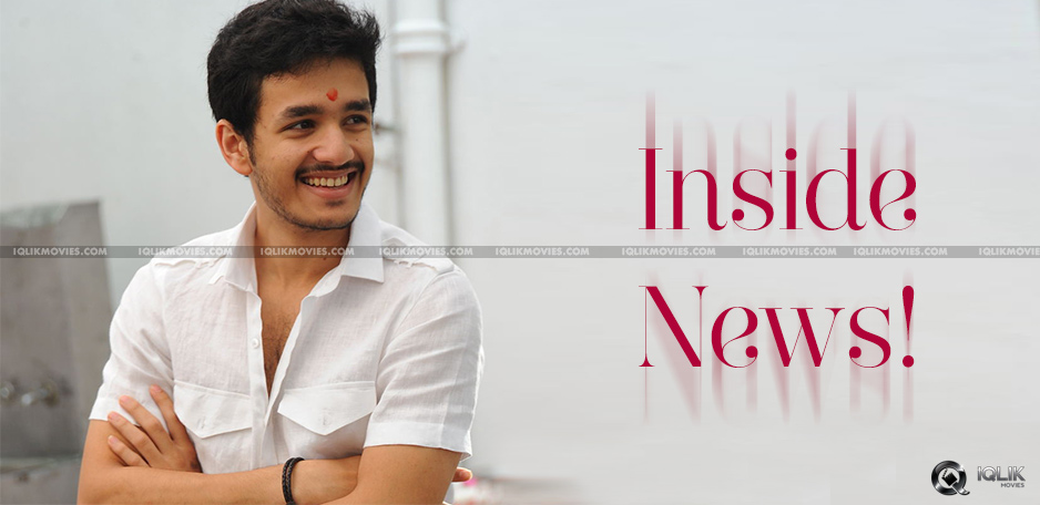 akhil-akkineni-debut-film-story-inside-talk