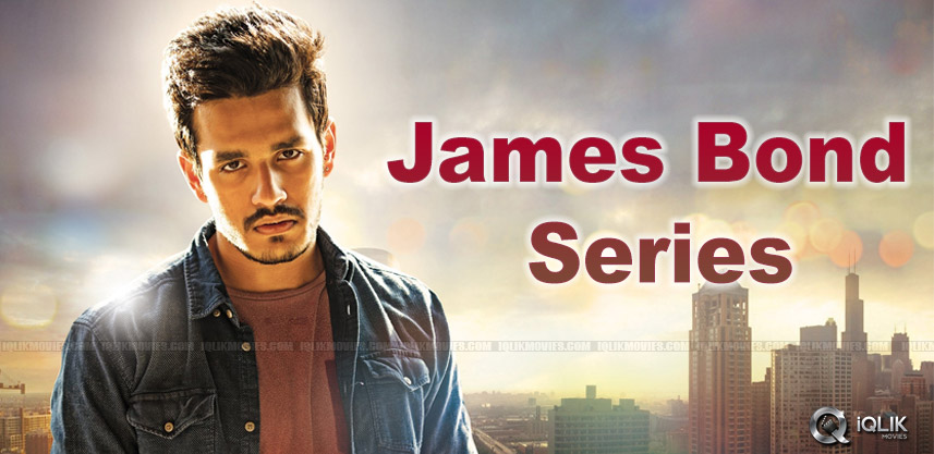 james-bond-series-akhil-akkineni