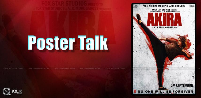 sonakshi-sinha-akira-movie-poster-talk-details