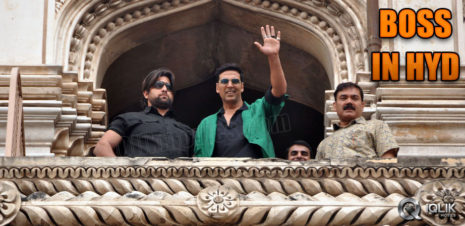 Akshay-Kumar-Hulchal-in-Hyderabad