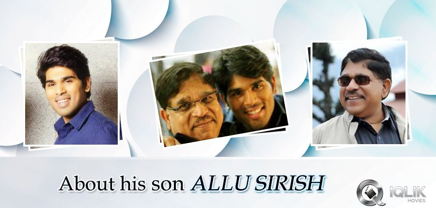 Ace-producer-Allu-Aravind-about-GOURAVAM