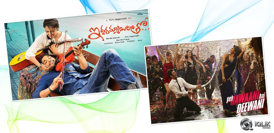 Iddarammayilatho-and-YJHD-have-packed-weekend-