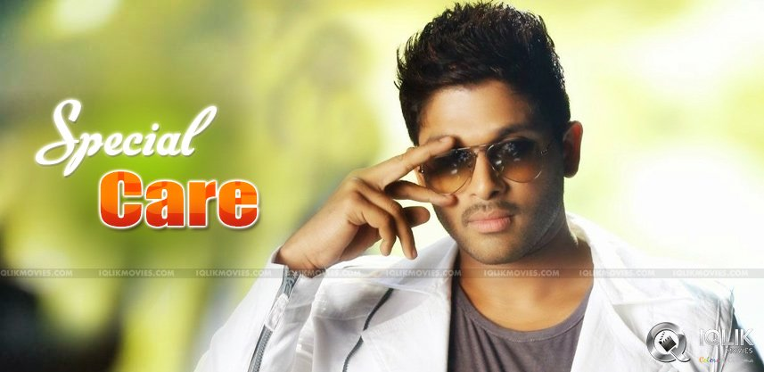 allu-arjun-trivikram-movie-fight-shoot-in-rfc