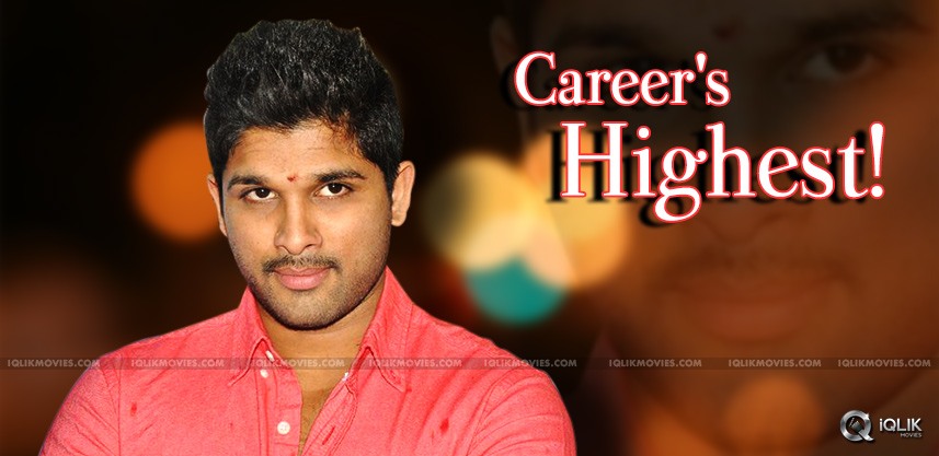 bunny-son-of-satyamurthy-satellite-rights-details