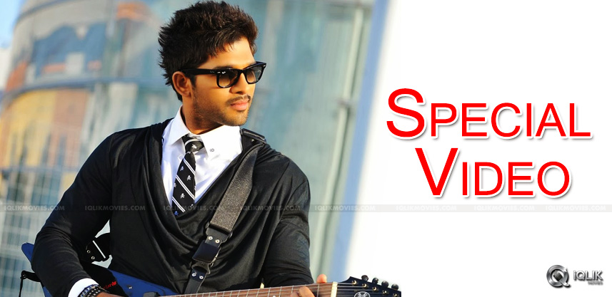 allu-arjun-special-video-on-his-twitter-entry