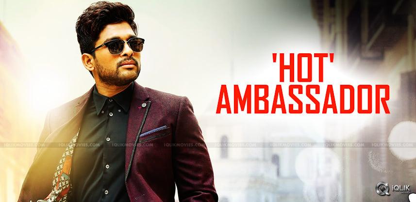 all-arjun-as-brand-ambassador-for-hot-star