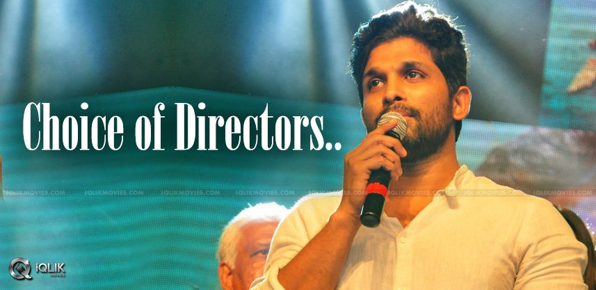 discussion-on-allu-arjun-selection-of-directors