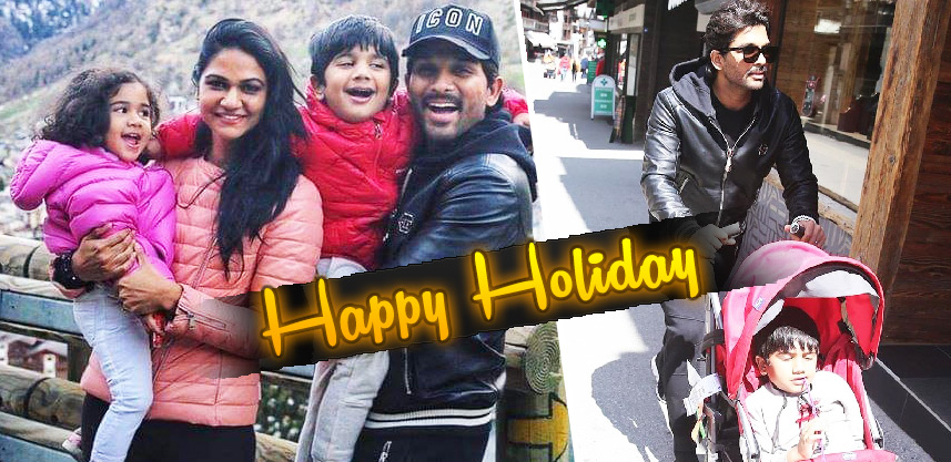 allu-arjun-and-family-enjoying-in-switzerland