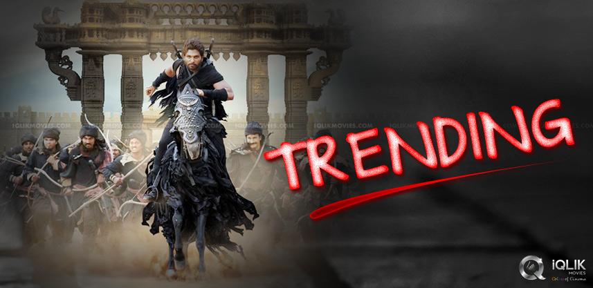 allu-arjun-rudramadevi-gona-gonna-reddy-trending