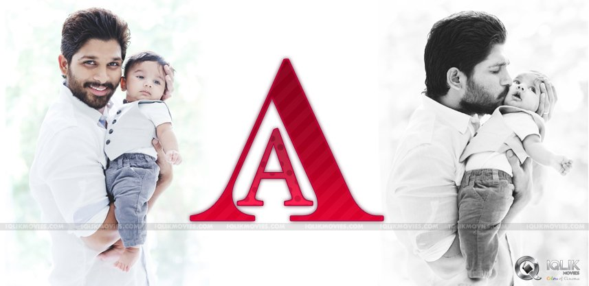 allu-arjun-shares-a-pic-with-his-son-ayaan-on-fb