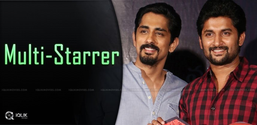 nani-and-siddharth-movie-with-vikram-kumar