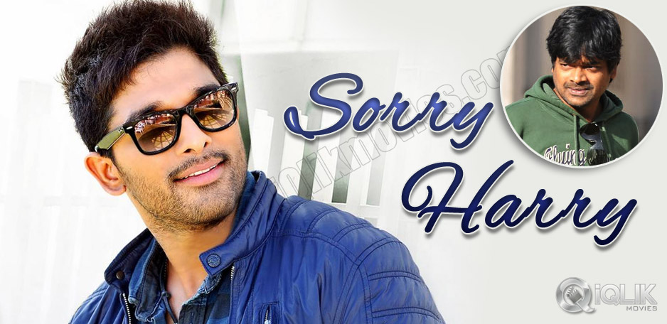 Allu-Arjun-says-NO-to-Harish-Shankar