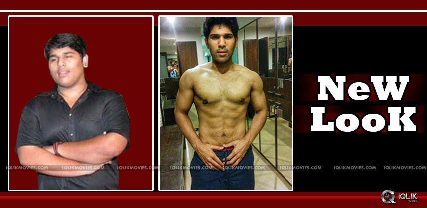 Allu sirish answers haters with six packs thecheapjerseys Choice Image