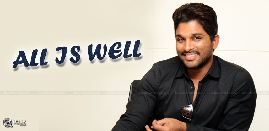 rumors-on-allu-arjun-injury-and-hospitalized