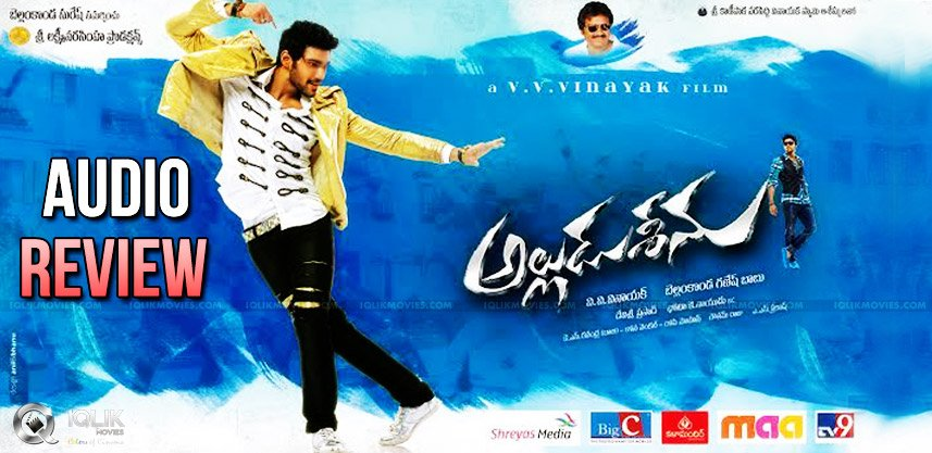 bellamkonda-srinivas-alludu-seenu-audio-review
